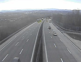 A01 West Autobahn Blickrichtung Linz Km 147,10 Webcam Live
