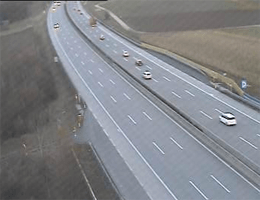 A01 West Autobahn: Zwischen Knoten Haid und Anschlussstelle Allhaming, Blickrichtung Salzburg – Km 178,25 webcam Live
