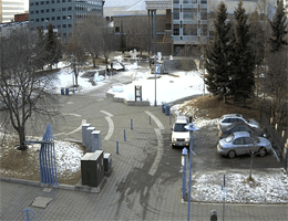Anchorage Town Square Park webcam Live