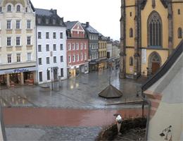 Hof – Altstadt webcam Live