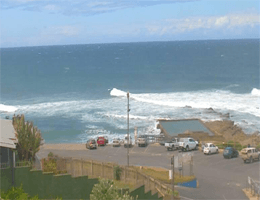 Margate Shelly Strand Webcam Live