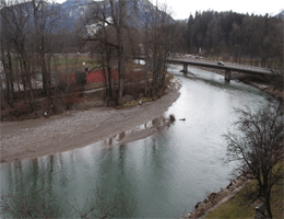 Marquartstein Tiroler Ache Webcam Live