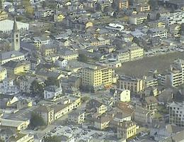 Martigny und Umgebung Panaroma webcam Live