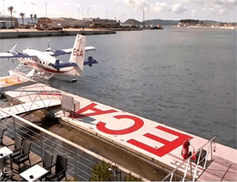 Split – European Coastal Airlines (ECA) webcam Live