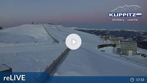 Wolfsberg Klippitztörl Webcam Live