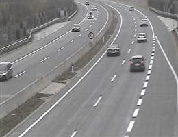 A01 West Autobahn Blickrichtung Wien Km 242,10 Webcam Live