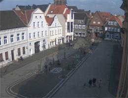 Ahlen Marktplatz Webcam Live