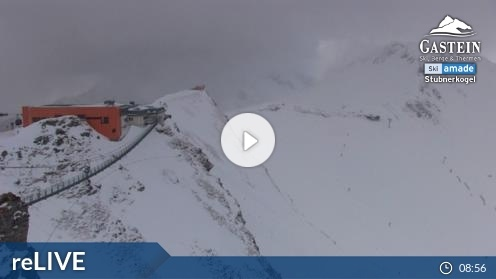 Bad Gastein – Stubnerkogel webcam Live