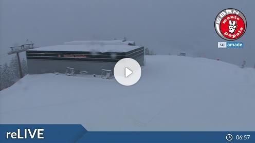Eben im Pongau Popolo 2 Bergstation Webcam Live