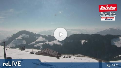 Ellmau – Ellmau Hartkaiser 2 webcam Live
