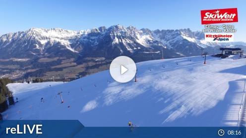 Ellmau – FlyingCam webcam Live