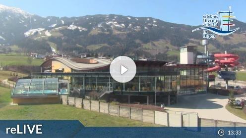 Fügen – Therme Fügen webcam Live