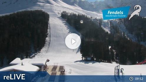 Fendels – Sattelboden webcam Live