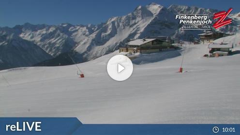 Finkenberg Penkenjoch Webcam Live