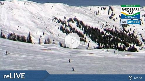 Großarl – Kreuzkogel webcam Live