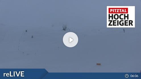 Jerzens Hochzeiger Mittelstation Webcam Live