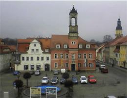 Königsbrück Markt Webcam Live