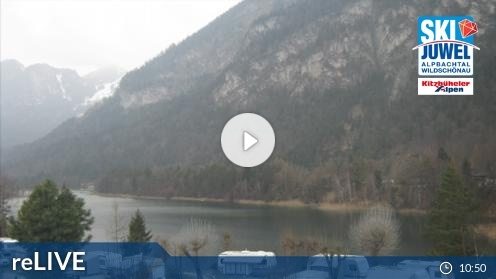 Kramsach – Reintalersee webcam Live