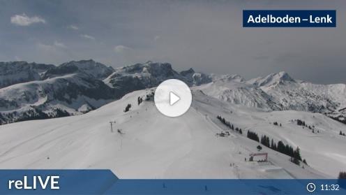 Lenk im Simmental – Mülkerblatten webcam Live