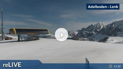 Lenk im Simmental Metschstand Webcam Live