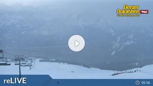 Lienz – Steinermandlbahn webcam Live