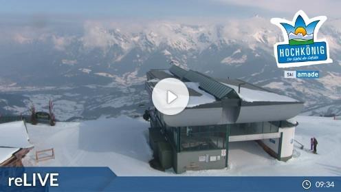 Maria Alm Aberg Bergstation Webcam Live