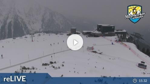 Mayrhofen Ahornbahn Webcam Live