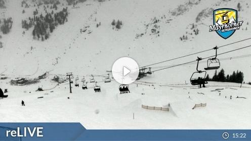 Mayrhofen Horberg Hintertrett Webcam Live