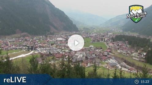 Mayrhofen Tal webcam Live