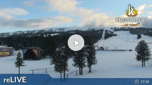 Murau – Kreischberg webcam Live
