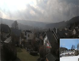 Oeventrop (Arnsberg) – Blick in das Sauerland webcam Live