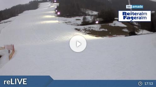 Pichl-Preunegg – Reiteralm Finale Grande webcam Live