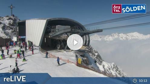 Sölden Gaislachkogl Webcam Live