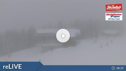Scheffau am Wilden Kaiser – Brandstadl Restaurant webcam Live