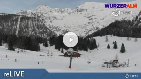 Spital am Pyhrn Gamering-Hahnlgraben Webcam Live