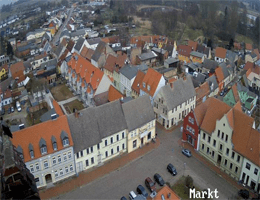 Usedom – Markt webcam Live