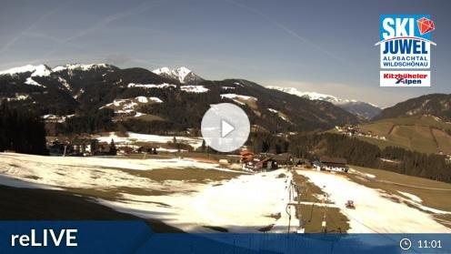 Wildschönau Roggenboden Webcam Live