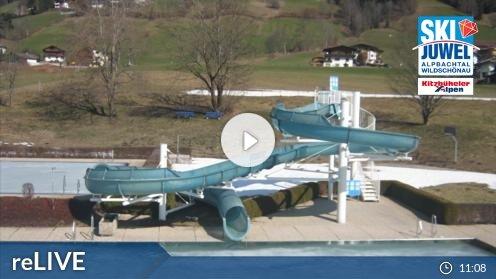 Wildschönau – Schwimmbad webcam Live