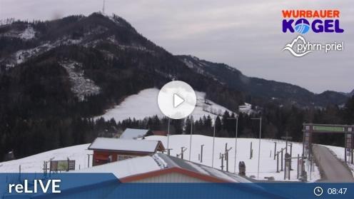 Windischgarsten Wurbauerkogel Webcam Live
