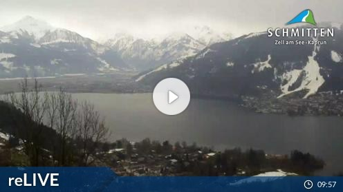 Zell am See Webcam Live