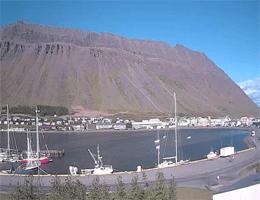 Isafjordur – Mjøsund Webcam Live