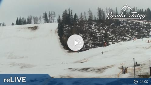 Štrbské Pleso – Interski Webcam Live