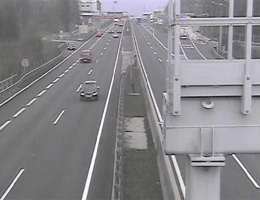 A01 West Autobahn vor Walserberg A/D Staatsgrenze webcam Live