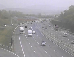 A02 Süd Autobahn Blickrichtung Graz Km 21,20 Webcam Live