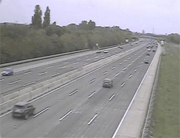 A02 Süd Autobahn Blickrichtung Wien Km 22,80 Webcam Live