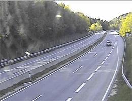 A02 Süd Autobahn Blickrichtung Wien Km 91,10 Webcam Live
