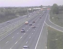 A02 Süd Autobahn Blickrichtung Graz Km 18,80 Webcam Live