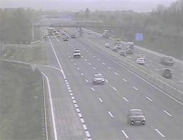 A02 Süd Autobahn Blickrichtung Wien Km 18,80 Webcam Live