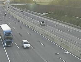 A02 Süd Autobahn Blickrichtung Graz Km 16,10 Webcam Live