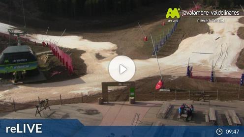 Camarena de la Sierra – Javalambre Cota 1.650 m Webcam Live